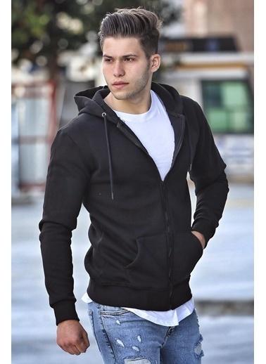 Madmext Sweatshirt Siyah